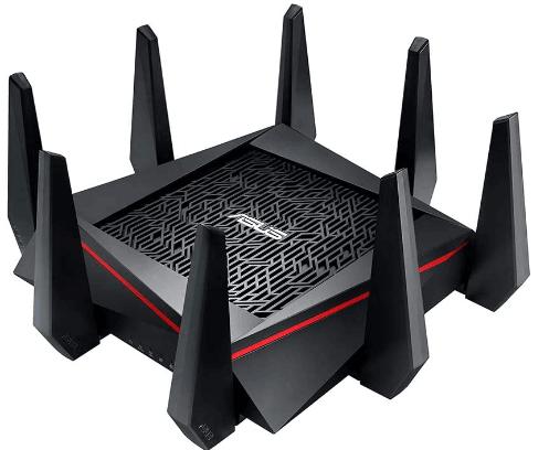 VPN路由器, 最好的VPN路由器, 翻墙路由器, 跨境电商公司, 华硕RT-AC5300